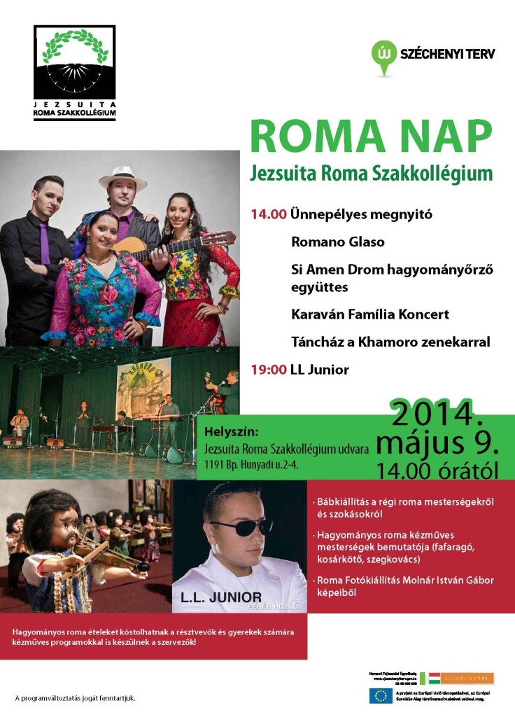 roma nap A3 végleges