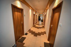 JRSZ folyosó